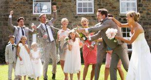 Heiraten mit Kindern - Damit der Tag für alle unvergesslich wird